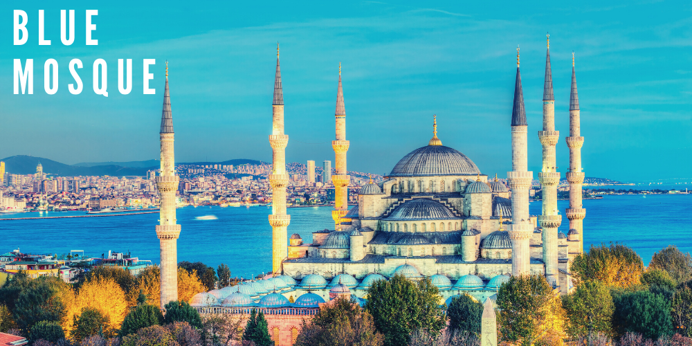 Things To Do In Istanbul - Blue Mosque
